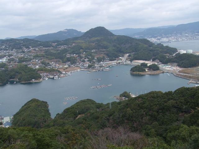 長崎:展海峰